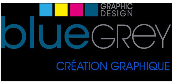 Bluegrey - Atelier de création graphique